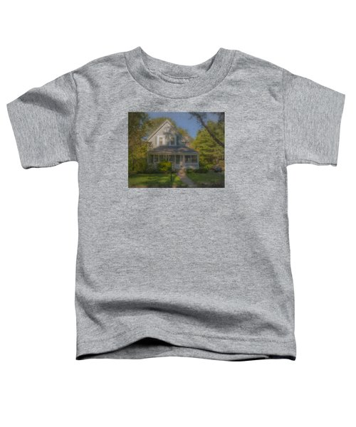 Wooster Family Home Toddler T-Shirt