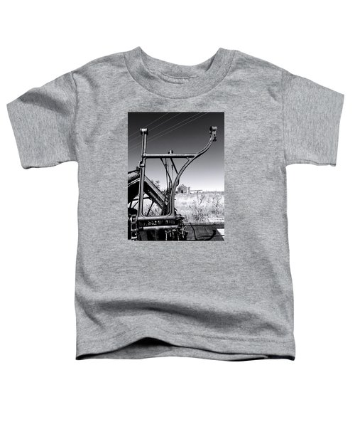 Worked To Death Toddler T-Shirt