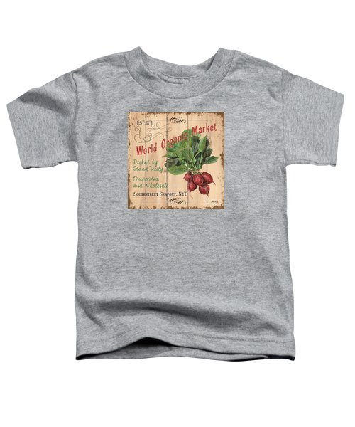 World Organic Market Toddler T-Shirt