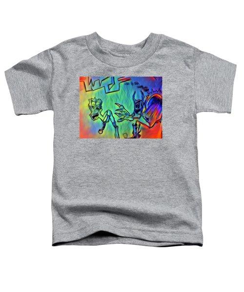 Wtf Eugene Bucks Toddler T-Shirt