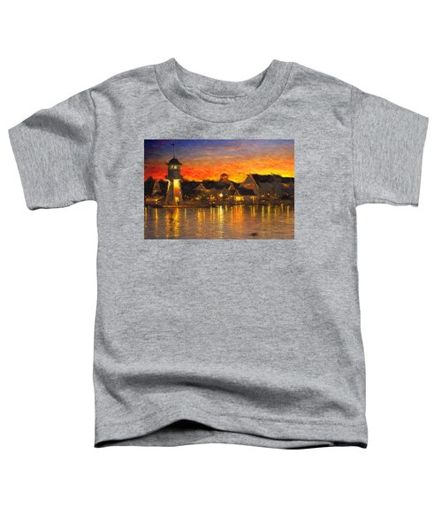 Yacht Club Toddler T-Shirt
