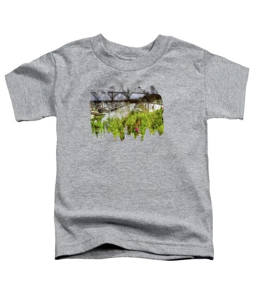 Yaquina Bay Roses Toddler T-Shirt