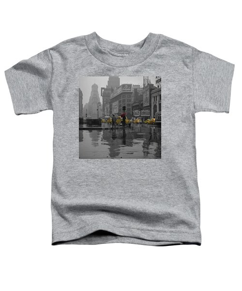 Yellow Cabs New York Toddler T-Shirt