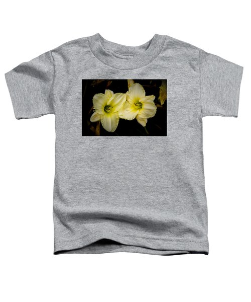 Yellow Day Lilies Toddler T-Shirt