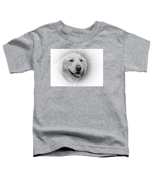 Yellow Labrador Toddler T-Shirt