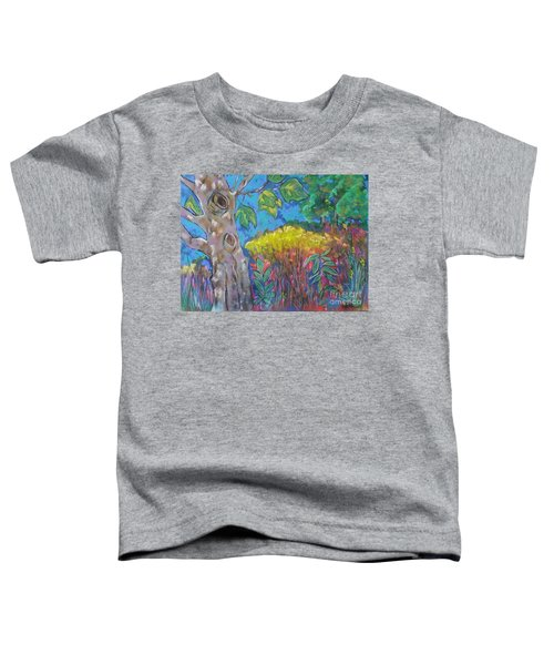 Yellow Meadow  Toddler T-Shirt