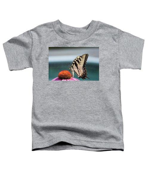 Yellow Swallowtail II Toddler T-Shirt