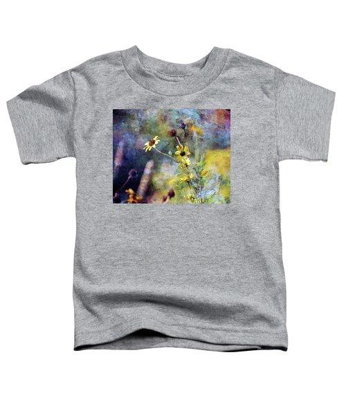 Yellow Wildflowers 3230 Idp_2 Toddler T-Shirt