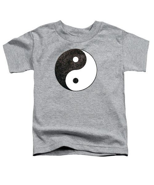 Yin Yang Symbol Toddler T-Shirt