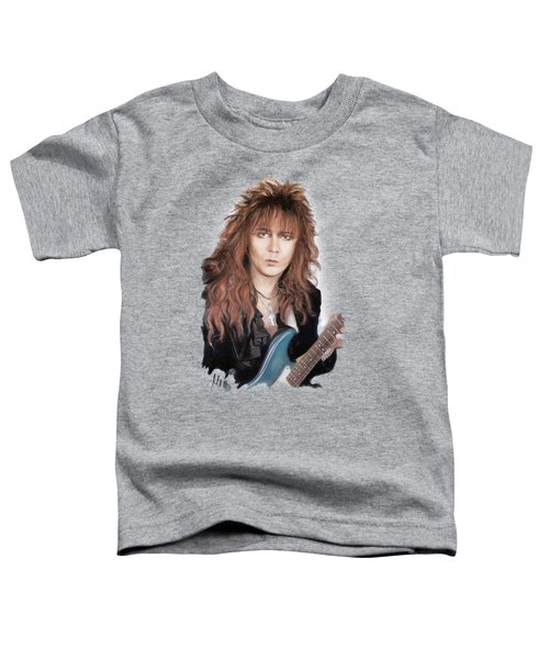 Yngwie Malmsteen Toddler T-Shirt