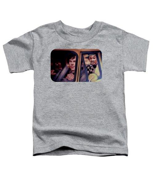 Yo Holmes Smell Ya Later Original Availabe  Toddler T-Shirt
