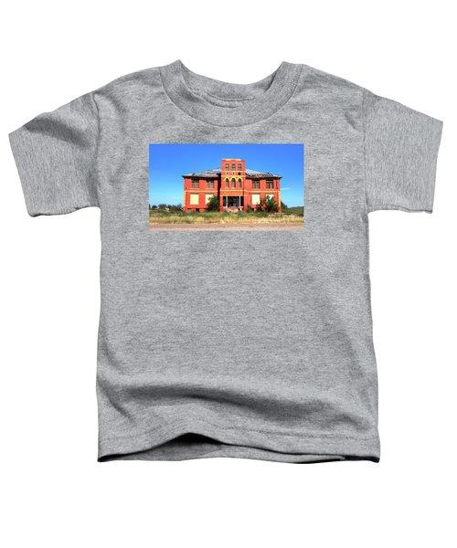 Yoyah School House Toddler T-Shirt
