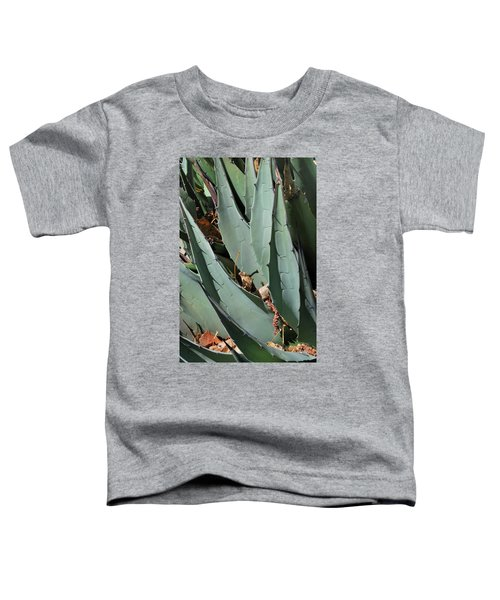 Yucca Leaves Toddler T-Shirt
