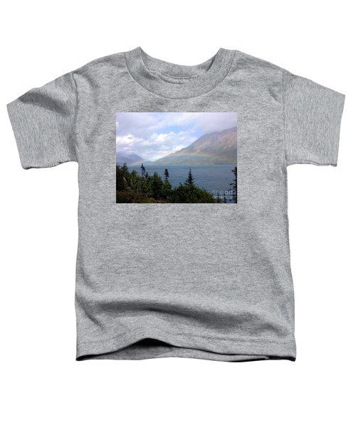 Yukon Rainbow Toddler T-Shirt
