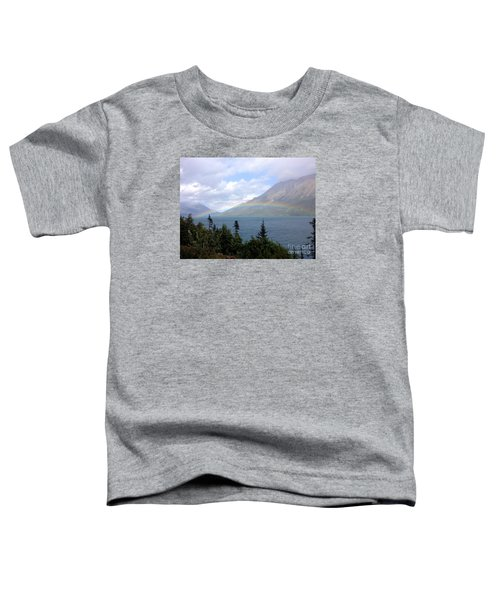 Yukon Rainbow Toddler T-Shirt