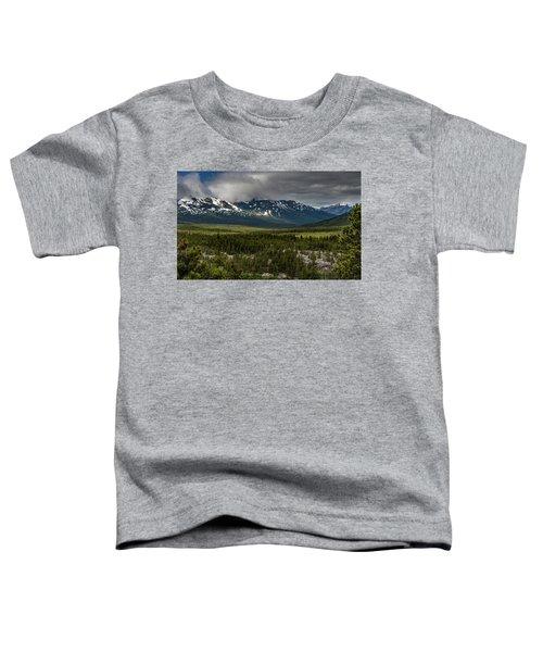 Yukon Wilderness Toddler T-Shirt