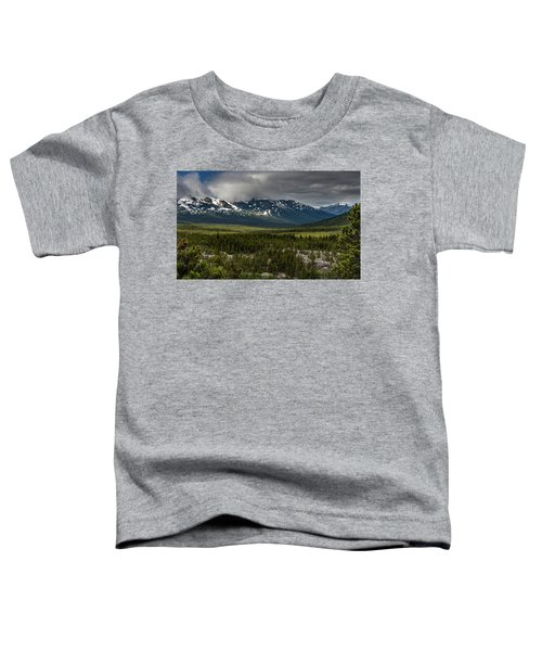 Yukon Wilderness Toddler T-Shirt