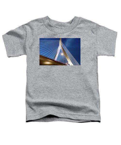 Zakim Bridge Upclose Toddler T-Shirt