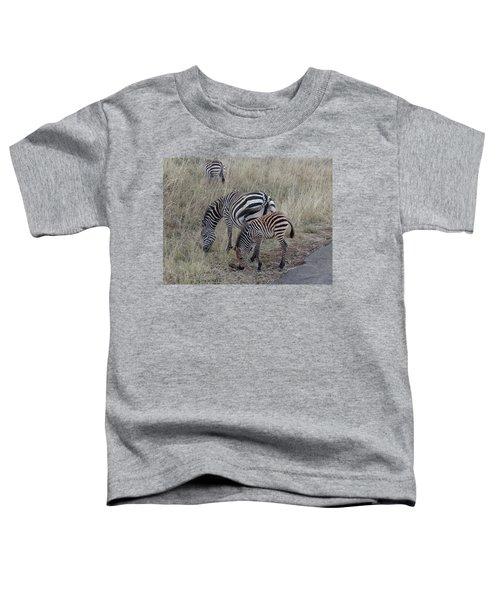 Zebras In Kenya 1 Toddler T-Shirt
