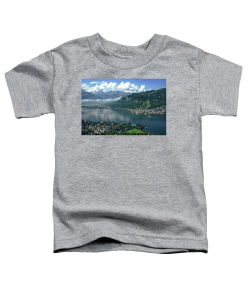 Zell Am See Panorama Toddler T-Shirt