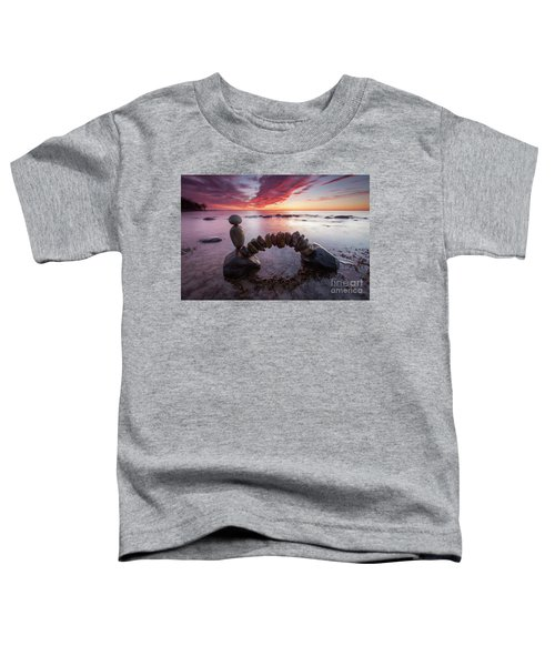 Zen Arch Toddler T-Shirt