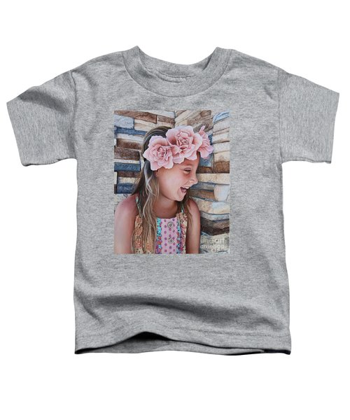 Zuri Painting Toddler T-Shirt