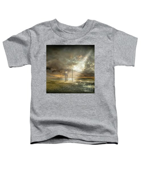Behind The Reality Toddler T-Shirt