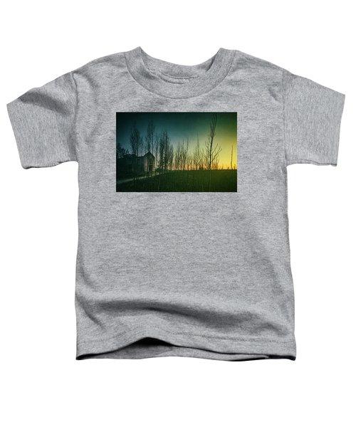 Burnt Land Toddler T-Shirt
