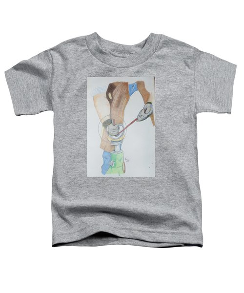 Clipping Hooves Toddler T-Shirt