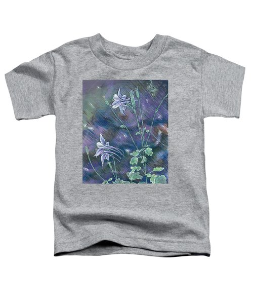 Columbine Song Toddler T-Shirt