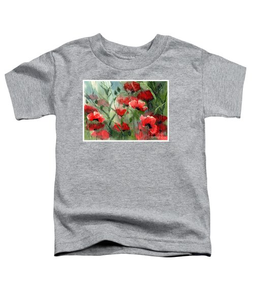 Everything About Poppies Toddler T-Shirt