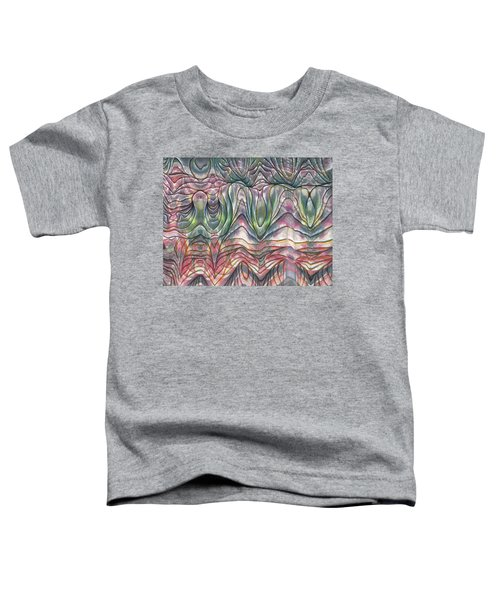 Folds Toddler T-Shirt