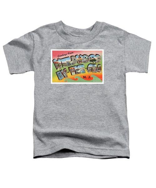 Wildwood Greetings - Version 3 Toddler T-Shirt