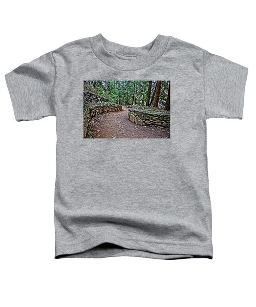 Just Around The Bend Toddler T-Shirt