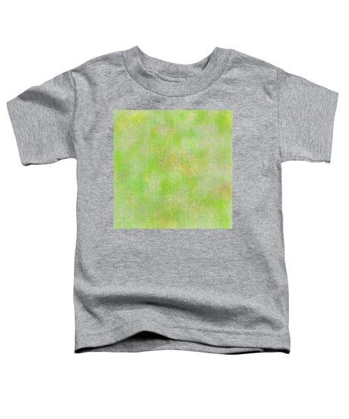 Lime Batik Print Toddler T-Shirt