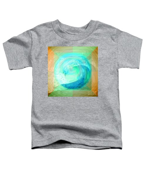Ocean Earth Toddler T-Shirt