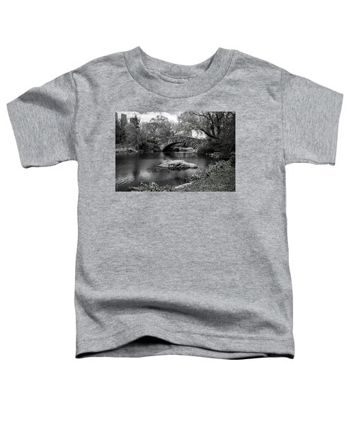 Park Bridge Toddler T-Shirt