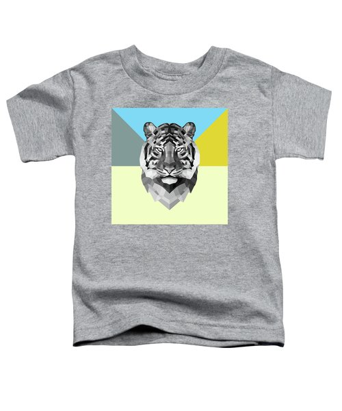 Party Tiger Toddler T-Shirt