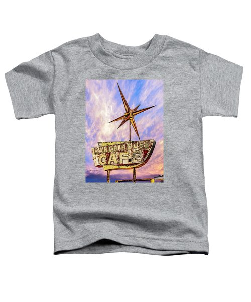 Ranch House Cafe Toddler T-Shirt