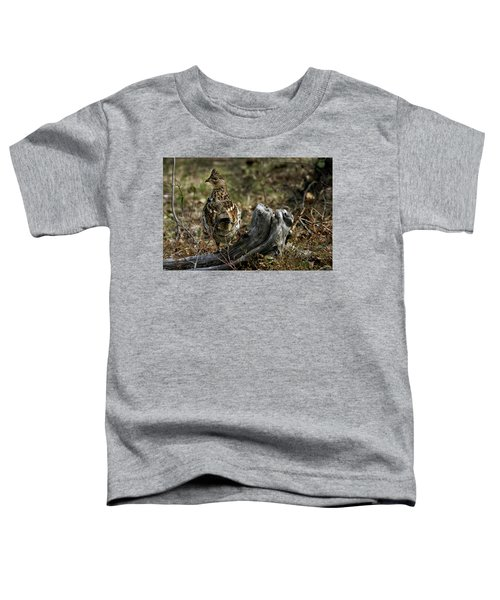 Ruffed Grouse 50701 Toddler T-Shirt