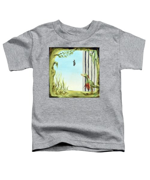 The Origin Of Species -a Recurring Pattern- Toddler T-Shirt