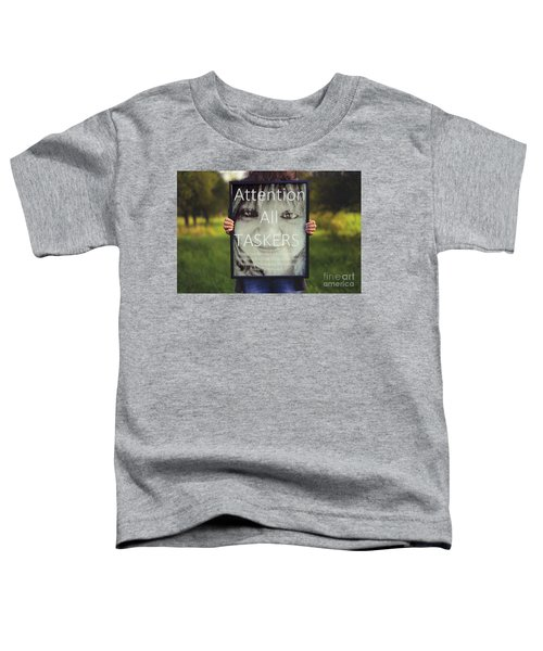 Thebroadcastmonkey Toddler T-Shirt