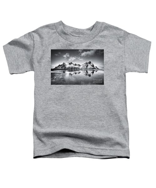 Where The Mountains Meet The Sky Toddler T-Shirt