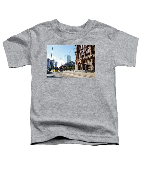 13/09/18  Manchester.  Lower Mosley Street. Toddler T-Shirt