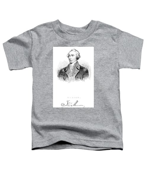 Francis Marion, 1732?-1795 Toddler T-Shirt
