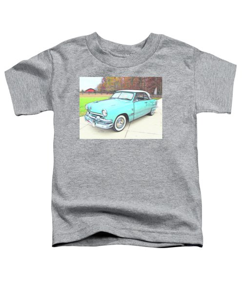 1951 Ford Toddler T-Shirt