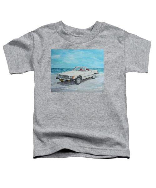 1979 Mercedes 450 Sl Toddler T-Shirt