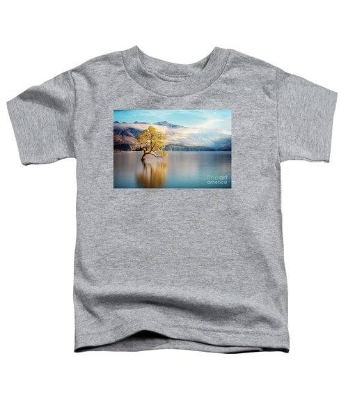 Alone And Determined Toddler T-Shirt