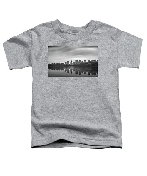 Downtown Vancouver Toddler T-Shirt