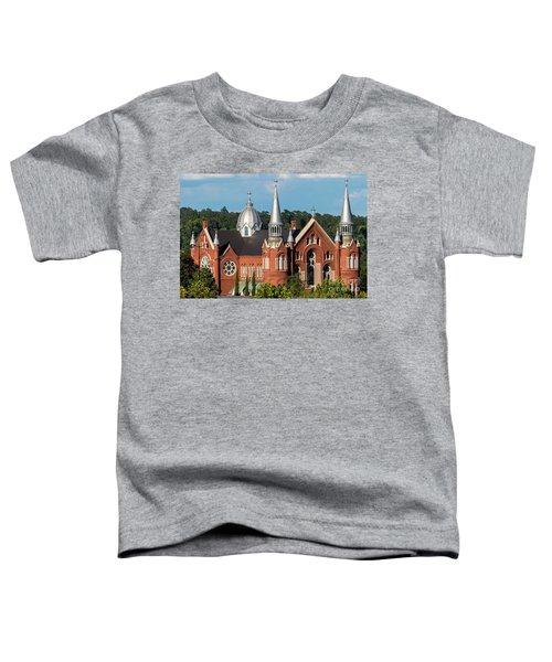 Sacred Heart Cultural Center - Augusta Ga Toddler T-Shirt
